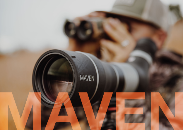 Maven: Redefining Optics