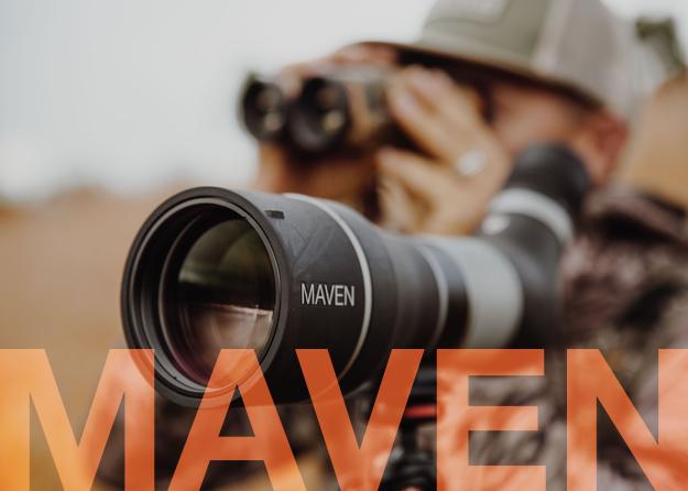 Maven: Redefining Optics